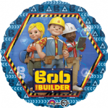 "Bob the Builder Foil Balloon (18"") 1pc"